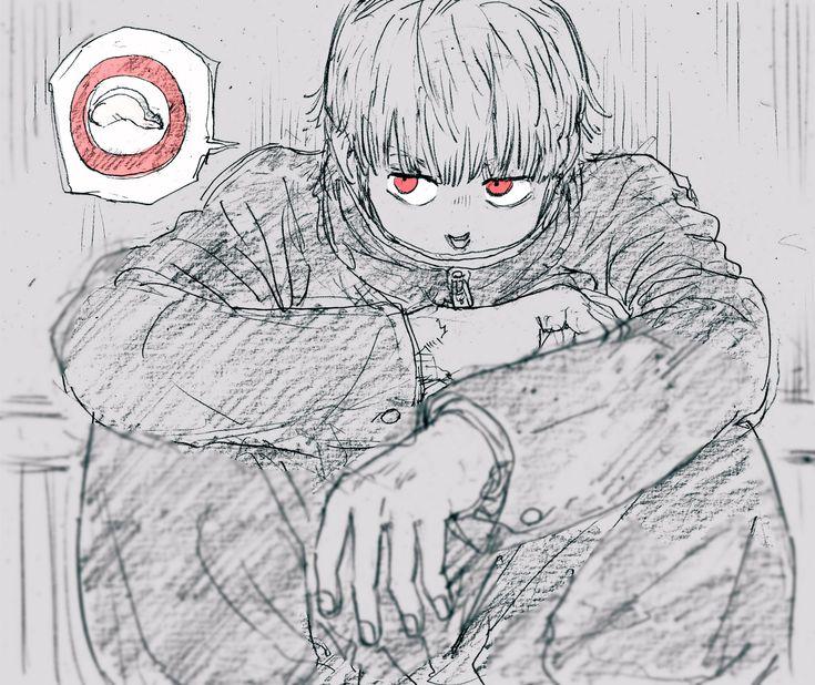Twitter【2020】 アニメ, イラスト, 狗巻棘
