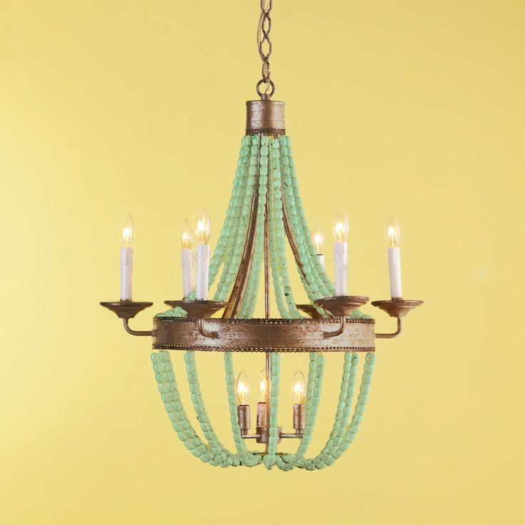37 best modern moroccan images on pinterest modern for Beaded chandelier lamp shades