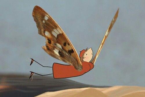 Flying..... De verderkijker......