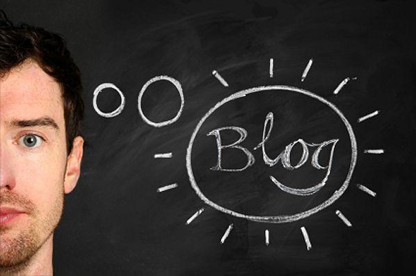 Contoh Blogger: Contoh Blogger yang Menarik Pengunjung