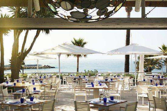 Sea Grill Puente Romano Marbella Espana #SeaGrill #PuenteRomano #Marbella