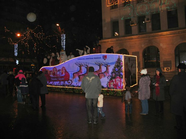 Children friendliest places in Romania ~ Romania Tours Celebrating New year in Focsani, I heartly and sincerely wish you all the best