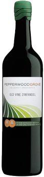Pepperwood Grove Old Vine Zinfandel (California/USA)