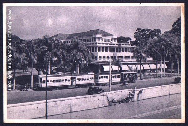 Hotel des Indes 1940an-2008