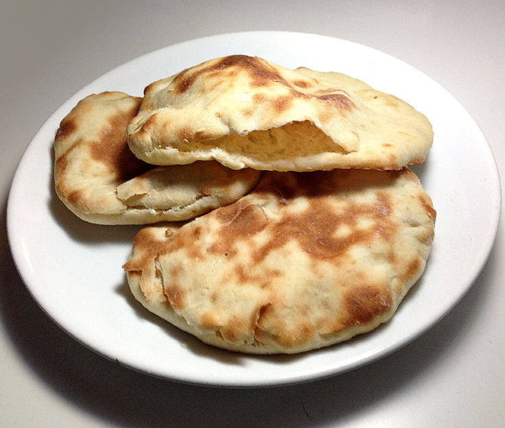 Pa de pita amb #thermomix | pita bread