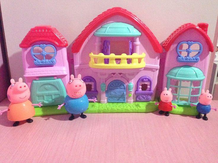 Encontre Casinha C Luzes E Musica Familia Peppa Pig Papai Mame - Brinquedos  e Hobbies no Mercado Livre Brasil. Descubra a melhor forma de comprar  online.