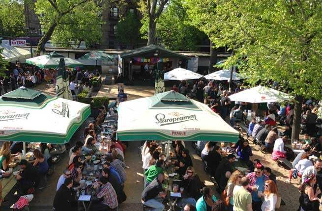 Pitcher Perfect: Drink Outside at America's Best Beer Gardens – Fodors Travel Guide