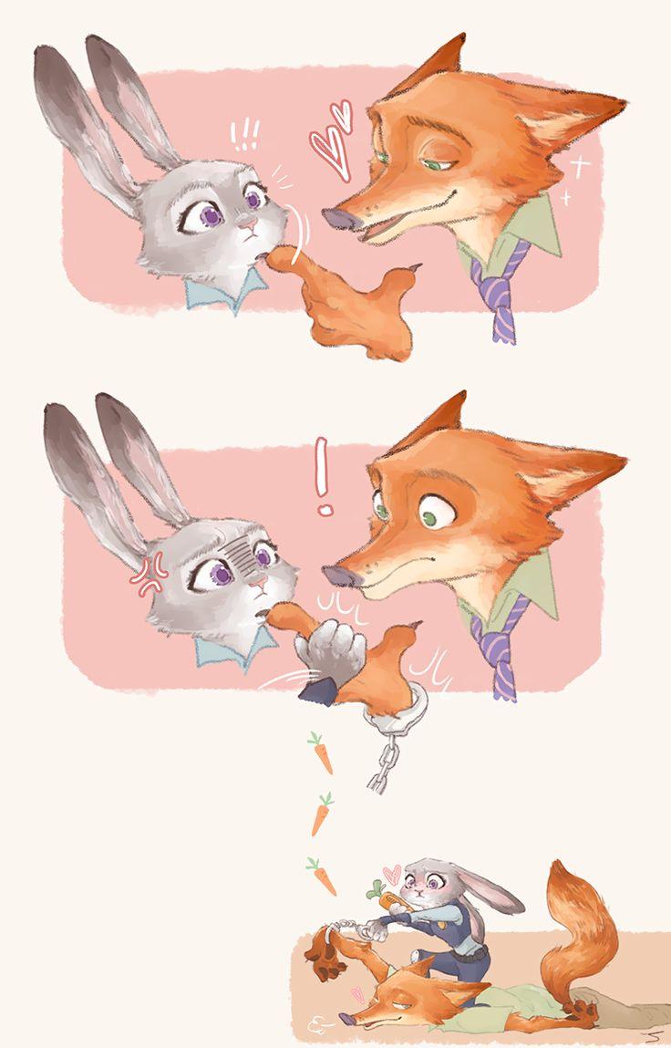 sly fox, dumb bunny