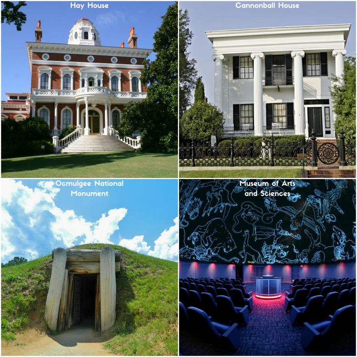 4 Reasons to Choose Macon as Your Next Vacation Spot