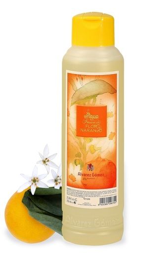 ALVAREZ GOMEZ  'Agua Fresca de Flor de Naranjo ' Orange Blossom Fresh Water Cologne Splash Fresh and distinctive fragrance, which in turn pr...
