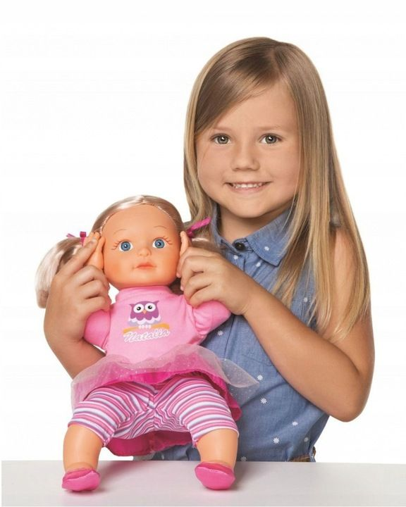 Natalia Madra Przyjaciolka Lalka Interaktywna Mowi 7620296523 Oficjalne Archiwum Allegro Baby Face Baby Face
