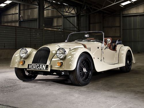 2011 Morgan Roadster. Thanks to Ian Spence for making me aware of the right year, i.e. not 1941.  #RePin by AT Social Media Marketing - Pinterest Marketing Specialists ATSocialMedia.co.uk