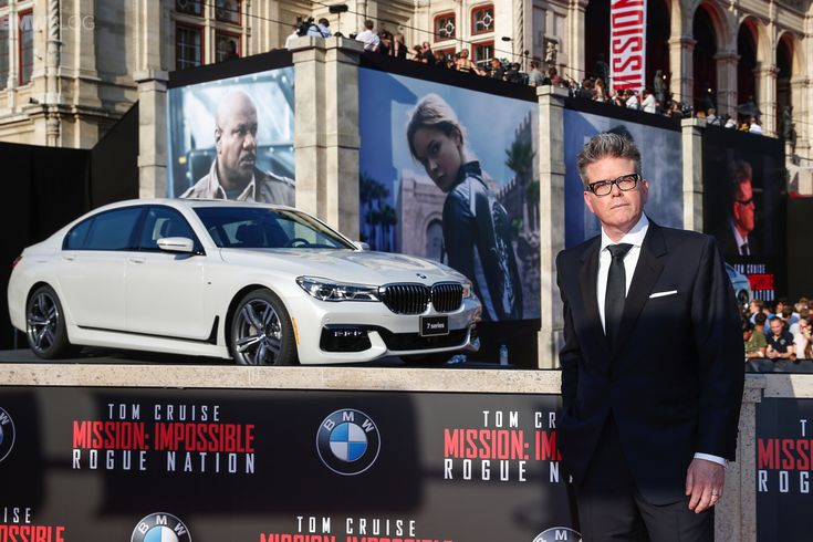 """New BMW 7 Series Featured in """"Mission: Impossible - Rogue Nation - http://www.bmwblog.com/2015/07/31/new-bmw-7-series-featured-in-mission-impossible-rogue-nation/"""