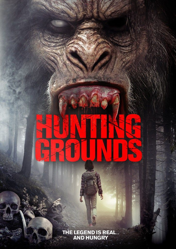 Bigfoot returns in Hunting Grounds out this May from Uncork'd Entertainment!