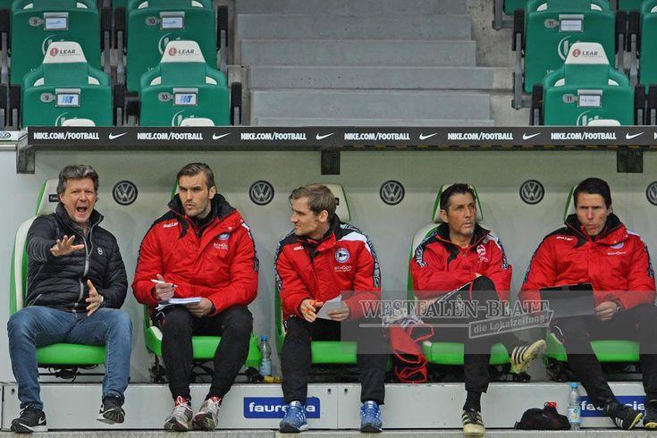 FOTOSTRECKE - DSC Arminia: (15) VfL Wolfsburg vs. DSC Arminia (Testspiel)