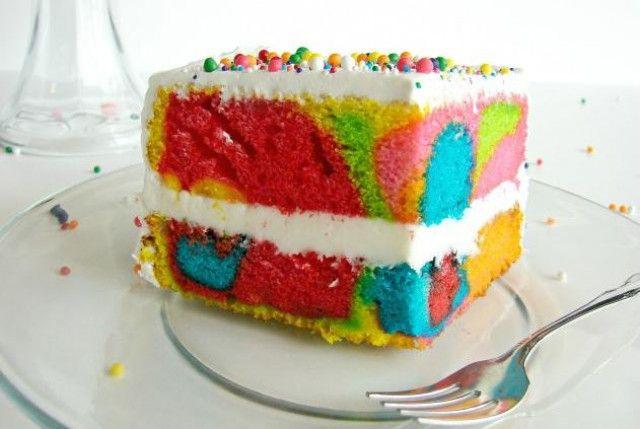 Resep Rainbow Cake Oleh David Kurniawan