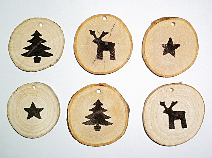 Made me some Christmas ornaments. By BRENDA.