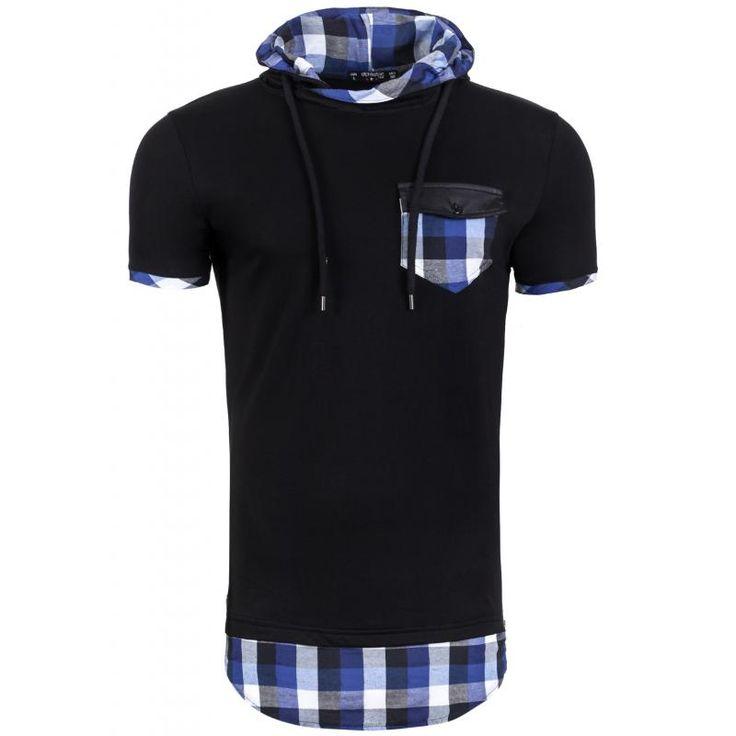Pánske moderné tričko zo 100% bavlny je elegantne strihané tričko ideálny pre každodenné nosenie. Celé ich ušité s ohľadom na pohodlie a je skôr slim-fit strihu, čo zaručuje, že aj po niekoľkých vypraní vám sadne ako uliate a nebude na vás visieť nevzhľadne vyťahané. 4 z 5 žien nám potvrdilo, že muž v ňom vyzerá veľmi štýlovo a zvýrazní jeho osobitú postavu. Inšpiráciu pre návrh tohto trička brali návrhári z urban štýle popredných európskych metropol.
