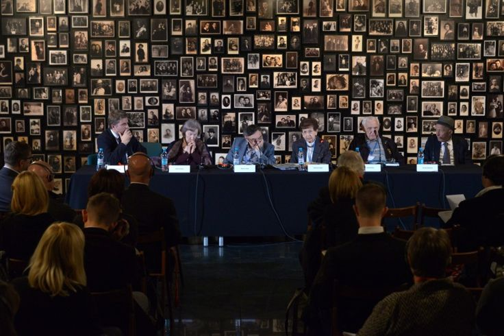 "How do we teach about Auschwitz and the Holocaust in a time we are losing the last eyewitnesses to the history? Such questions were posed during the international education conference ""Remembrance has not matured in us yet..."" which was held at the Auschwitz Memorial on 26-29 October.  More: http://auschwitz.org/en/museum/news/international-education-conference-remembrance-has-not-matured-in-us-yet-,1180.html"