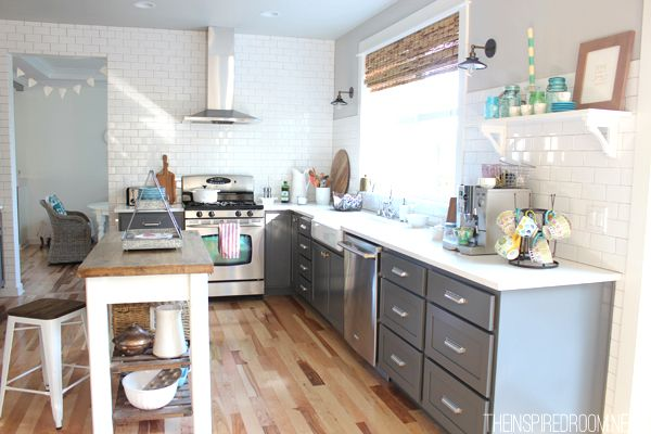 10 Reasons I Removed My Upper Cabinets