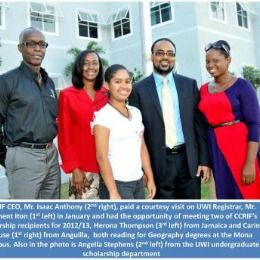 CCRIF Scholarships for CARICOM and/or CCRIF Member Countries, andApplication Deadline Extended toJune 42017.Applications are invited for C C R I F Scholarships available to students at the postgraduate level to pursue study in areas related to disaster risk management. http://www.scholarshipsbar.com/ccrif-scholarships.html