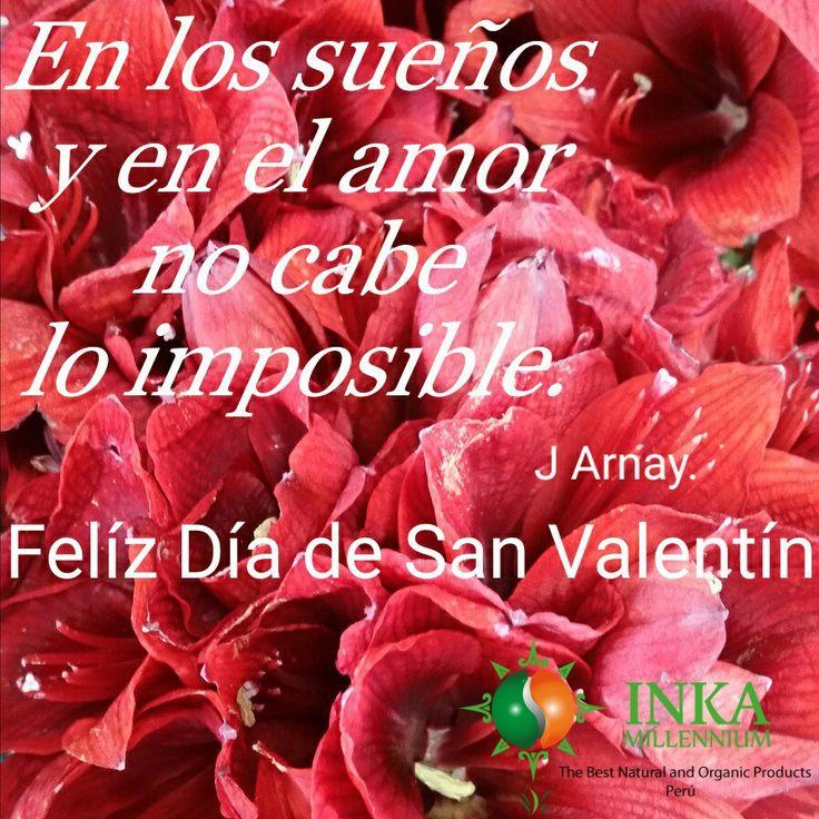 Felíz Día de San Valentín!!!