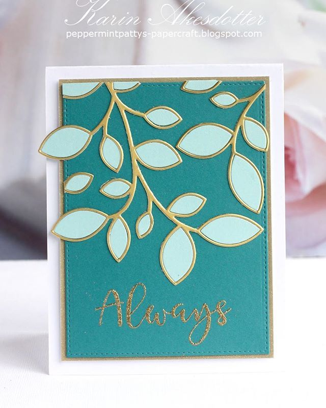Simon Says Stamp Outline Clustered Leaves Die Simon Says Stamp Simon Says Stamp