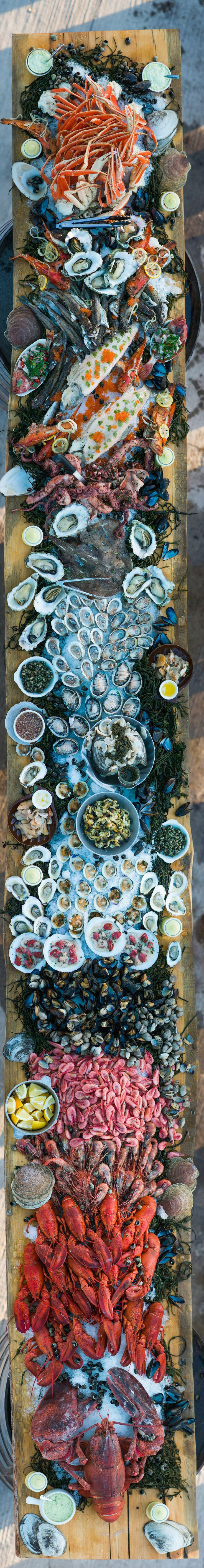 25 best ideas about seafood buffet on pinterest scampi for Fish buffet near me