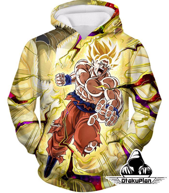 Dragon Ball Super Super Saiyan 2 Goku Incredible Power