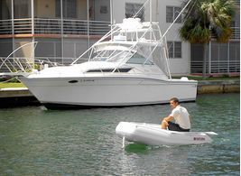 Saturn Inflatable Boats SD260 #inflatableboats, #rafts, #dinghy, #tender, #zodiac