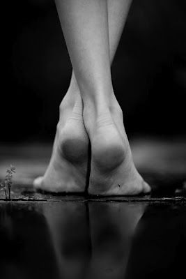 But I love your feet only because they walked upon the earth and upon the wind and upon the waters, until they found me • Pablo Neruda