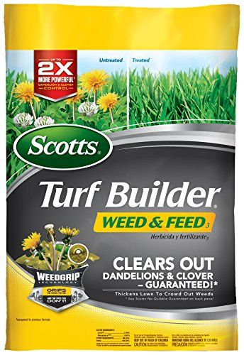 Scotts Turf Builder Weed and Feed Fertilizer 5M (Not Sold in Pinellas County FL)
