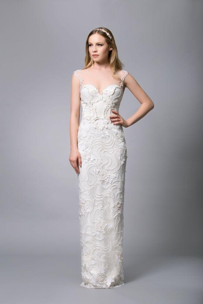 Flora Wedding Gown – Florina Ivascu – Rochie de mireasa Flora