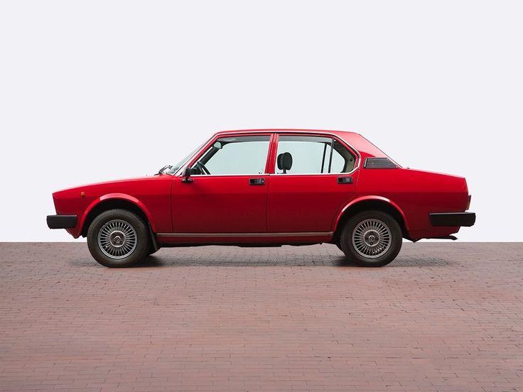 #Alfa #Romeo #Alfetta