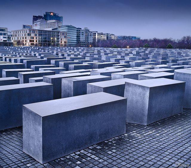 Denkmal Fur Die Ermordeten Juden Europas Monumento Al Holocausto Berlin