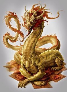 eastern dragon: