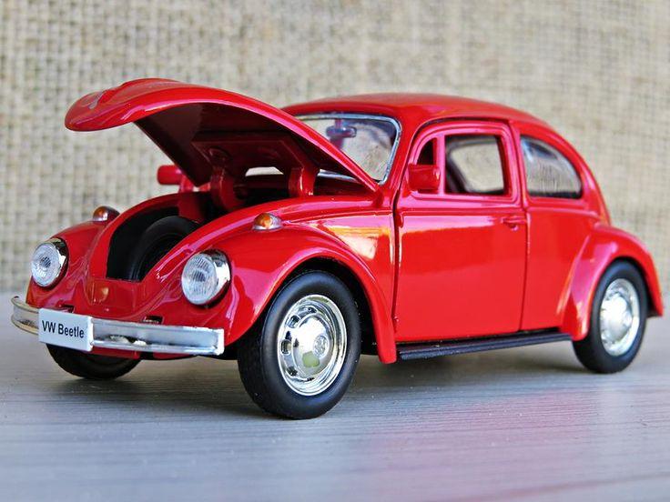 O clássico Fusca foi uma invenção para se tornar o carro mais popular e deu mais que certo. Em poucos anos o modelo se tornou o mais vendido e bateu recordes de produção em todo o mundo.