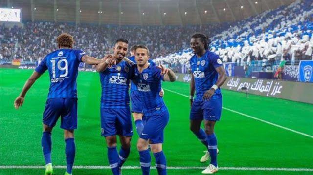 مشاهدة مباراة الهلال والفيحاء بث مباشر اليوم الخميس 13 2 2020 في الدوري السعودي Soccer Field Soccer Sports