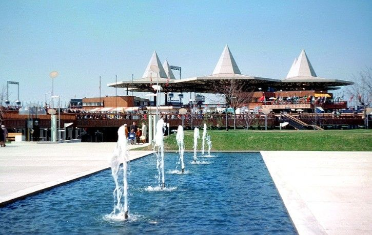 Place d'accueil (Expo 67)
