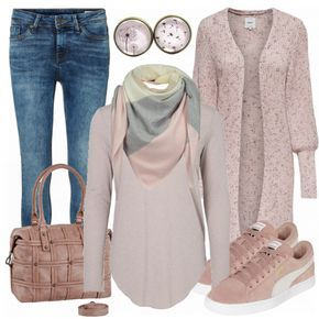 Leisure Outfits: WearPink at FrauenOutfits.de