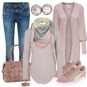 Freizeit Outfits: WearPink bei FrauenOutfits.de – Kathrin Kunze