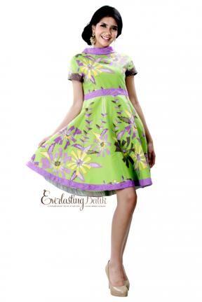 ME0422.1593 Hastanya Batik Dress -M