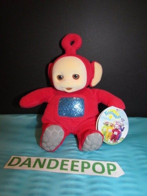 Teletubbies Po 1998 Itsy Bitsy Ent 42008 Stuffed Toy With Tags Eden  #Eden #teletubbies #po #stuffedtoy #toy #tv #dandeepop Find me at dandeepop.com