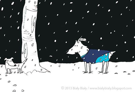 Śnieg! / Snow!