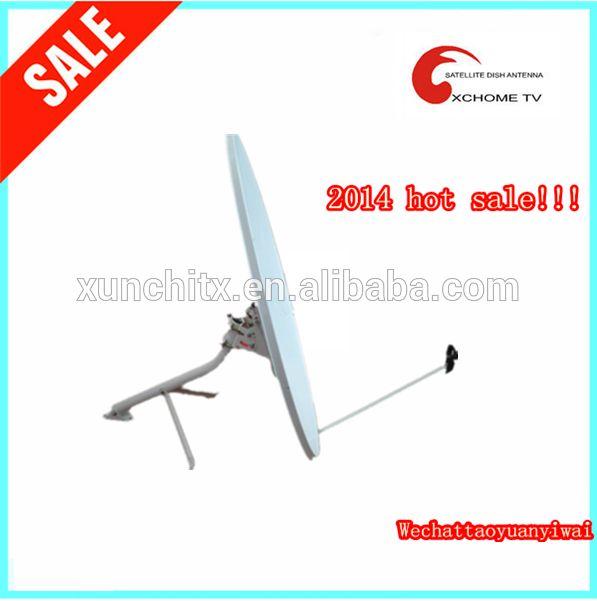 Ku-band 60cm Satellite Dish Antenne/wall Mount Dish Antenna /ground Mount Dish Antenna