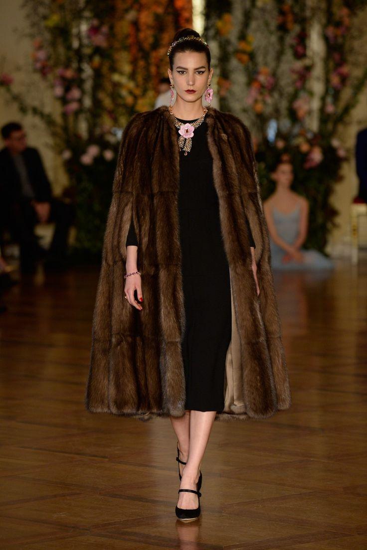 Dolce & Gabbana Alta Moda Spring 2015 Couture