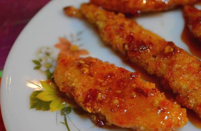 Le poulet au piment, une recette simple et rapide qui mettra bonheur et piquant dans ton assiette !