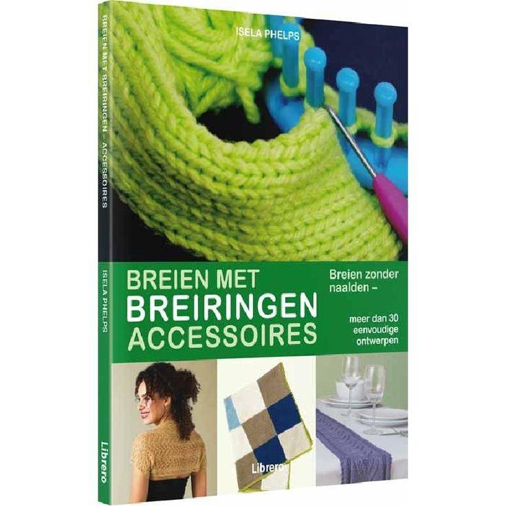 Boek breien met breiringen accessoires