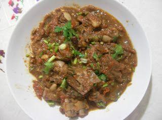 Lamb salmi (Salmi d'agneau) | Cocozil - Recipes From Mauritius