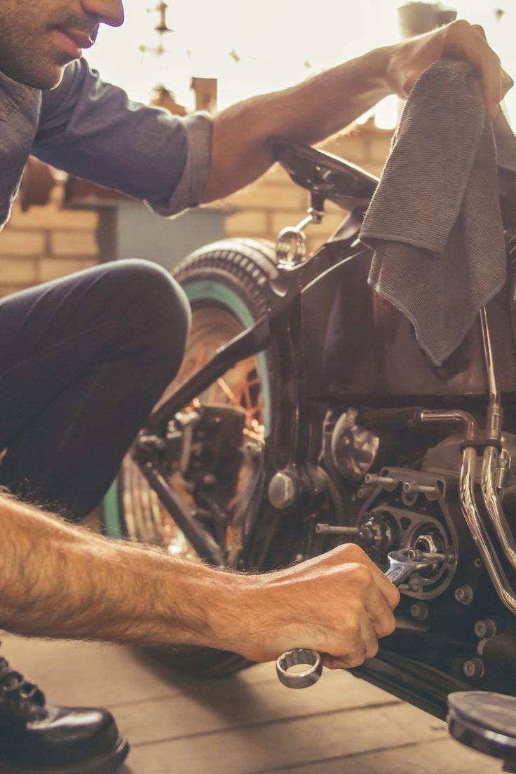 Sicher im Sattel – Darauf sollten Motorrad-Neulinge achten. Motorrad, Biker, Mot… – Leben mit Genuss